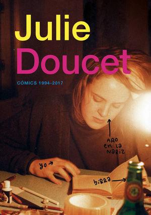 JULIE DOUCET. COMICS 1994-2017