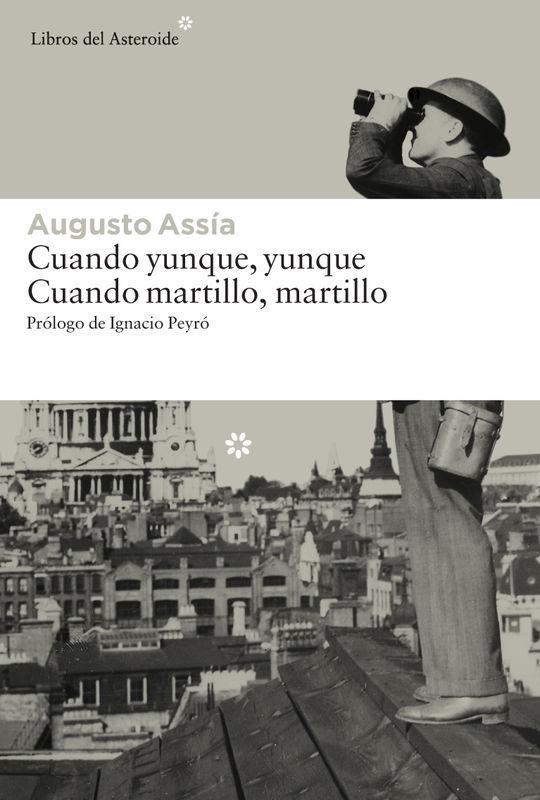 CUANDO YUNQUE, YUNQUE. CUANDO MARTILLO, MARTILLO