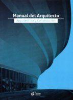 MANUAL DEL ARQUITECTO. ARQUITECTURA Y CONSTRUCCIÓN