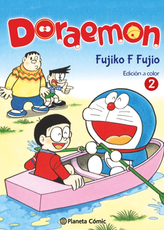DORAEMON COLOR Nº 02/06