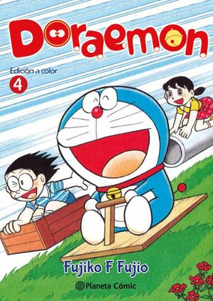 DORAEMON COLOR Nº 04/06