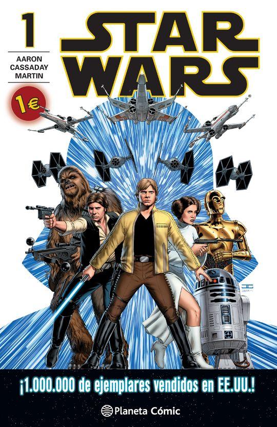 STAR WARS Nº 01 (PROMOCIÓN)