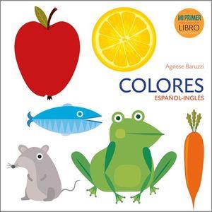 COLORES (ESPAÑOL-INGLES)