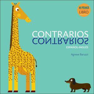 CONTRARIOS (ESPAÑOL-INGLES)