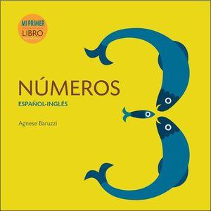 NUMEROS (ESPAÑOL-INGLES)