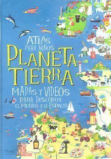ATLAS PARA NIÑOS: PLANETA TIERRA