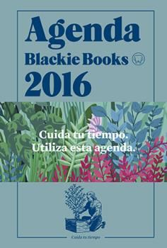AGENDA BLACKIE BOOKS 2016