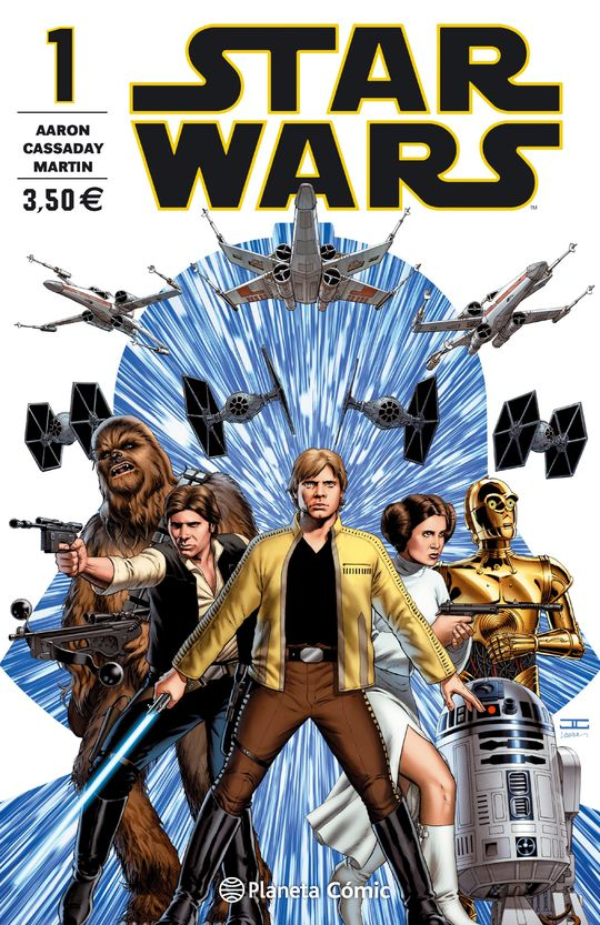 STAR WARS Nº 01 (ESTÁNDAR)