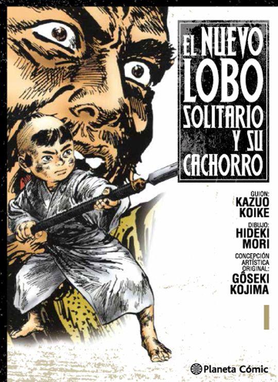 NUEVO LOBO SOLITARIO Y SU CACHORRO Nº 01