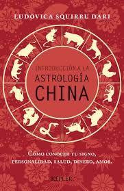 INTRODUCCIÓN A LA ASTROLOGÍA CHINA