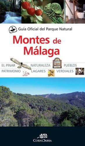 GUÍA OF.PARQUE NATURAL MONTES DE MÁLAGA