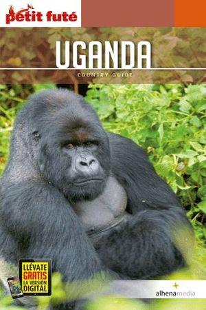 UGANDA COUNTRU GUIDE (PETIT FUTÉ)