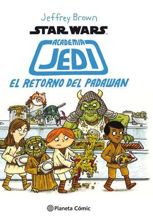 STAR WARS ACADEMIA JEDI 2: EL RETORNO DE PADAWAN
