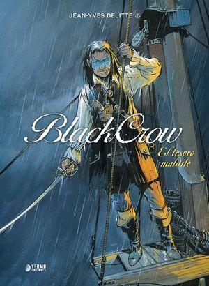 BLACK CROW: EL TESORO MALDITO