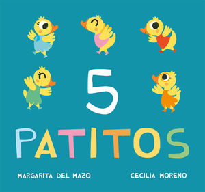 5 PATITOS CINCO