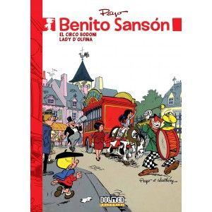 BENITO SANSON 3