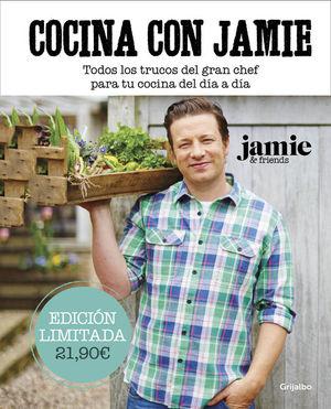 COCINA CON JAMIE (EDICIÓN EN ESTUCHE)