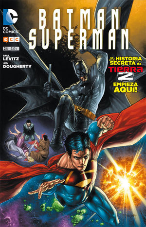 BATMAN/SUPERMAN NÚM. 24