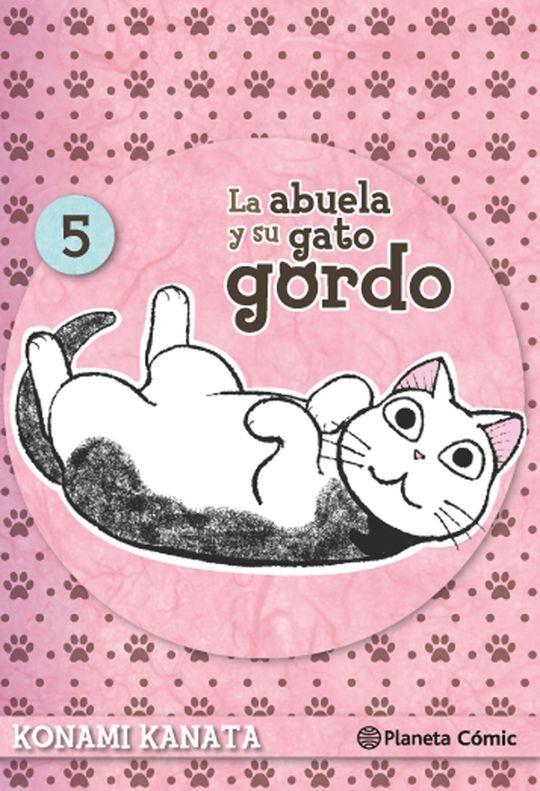LA ABUELA Y SU GATO GORDO Nº 05/08