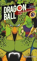 DRAGON BALL COLOR CELL Nº 03/06