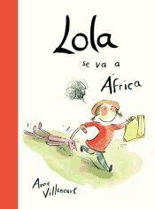 LOLA SE VA A ÁFRICA