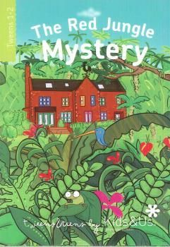 THE RED JUNGLE MYSTERY