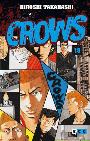 CROWS NÚM. 18