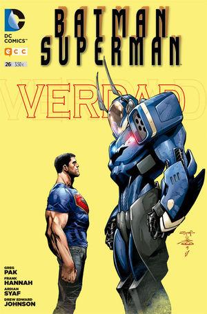 BATMAN/SUPERMAN NÚM. 26