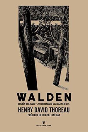 WALDEN (EDICION ILUSTRADA)
