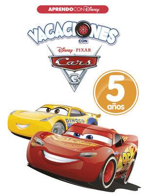 VACACIONES CON CARS 5 AÑOS