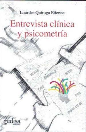 ENTREVISTA CLÍNICA Y PSICOMÉTRICA