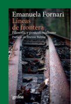 LÍNEAS DE FRONTERA