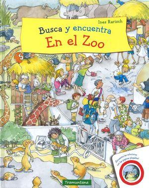 BUSCA Y ENCUENTRA EN EL ZOO