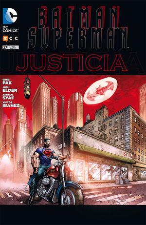 BATMAN/SUPERMAN NÚM. 27