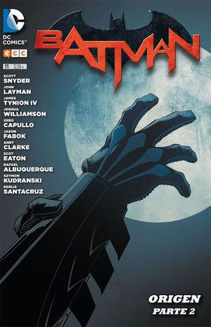 BATMAN (REEDICIÓN CUATRIMESTRAL) NÚM. 11