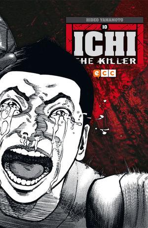 ICHI THE KILLER NÚM. 10