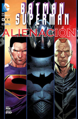 BATMAN/SUPERMAN NÚM. 28