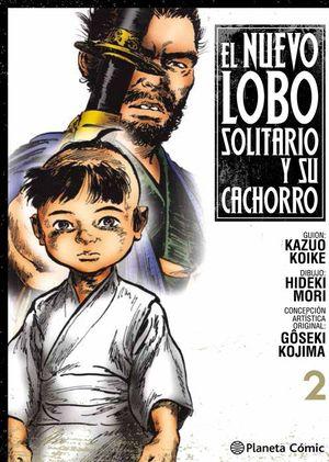 NUEVO LOBO SOLITARIO Y SU CACHORRO Nº 02