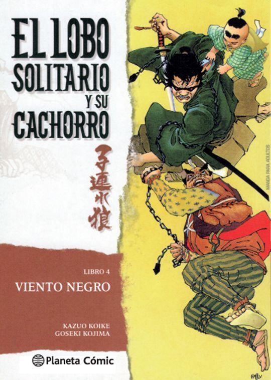 LOBO SOLITARIO Y SU CACHORRO Nº 04/20 (NUEVA EDICIÓN)