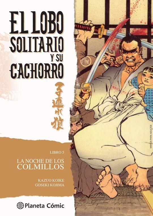 LOBO SOLITARIO Y SU CACHORRO Nº 05/20 (NUEVA EDICIÓN)