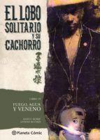 LOBO SOLITARIO Y SU CACHORRO