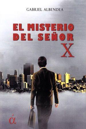 EL MISTERIO DEL SEÑOR X