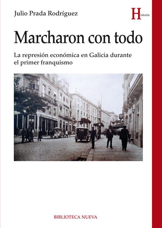 MARCHARON CON TODO