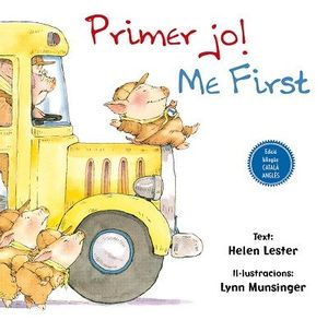 PRIMER JO! ME FIRST!