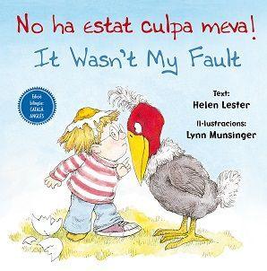 NO HA ESTAT CULPA MEVA! IT WASN'T MY FAULT!