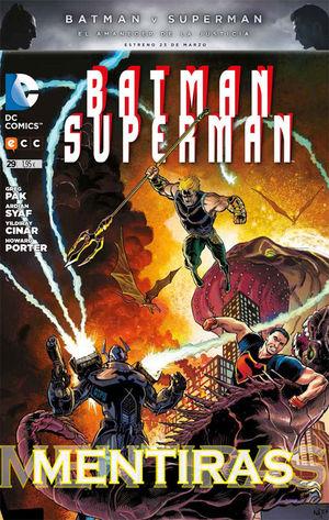 BATMAN/SUPERMAN NÚM. 29