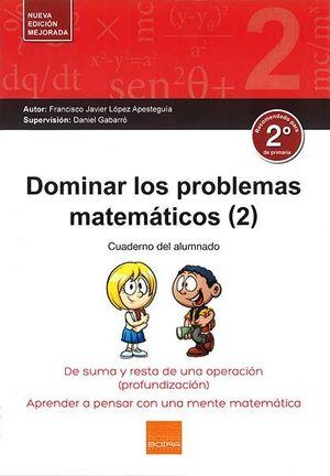 DOMINAR LOS PROBLEMAS MATEMATICOS 2