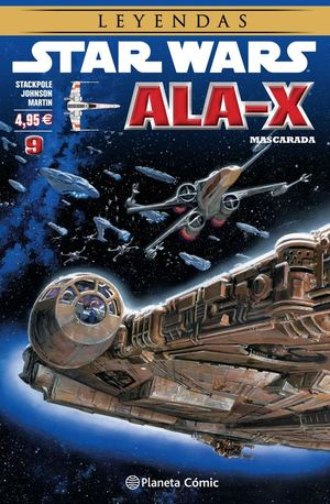 STAR WARS ALA X Nº 09/10