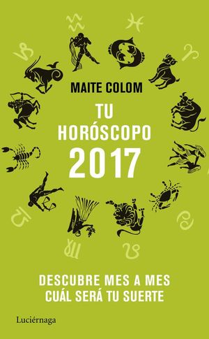 TU HORÓSCOPO 2017