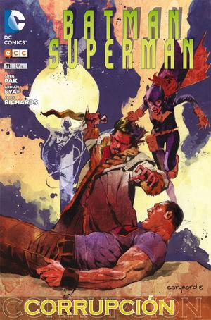 BATMAN/SUPERMAN NÚM. 31